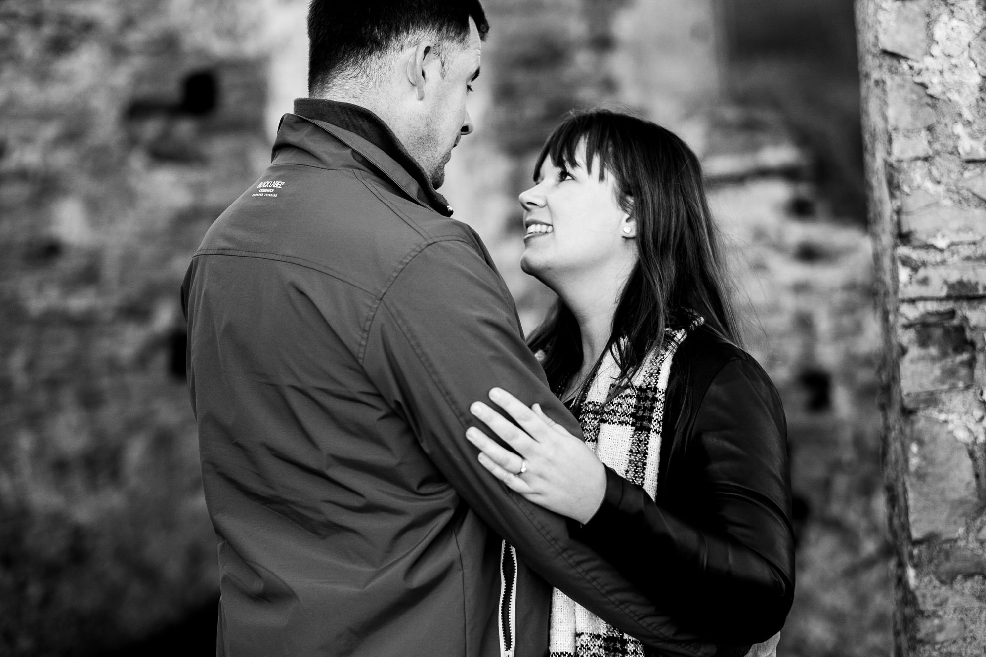 margam park engagement shoot