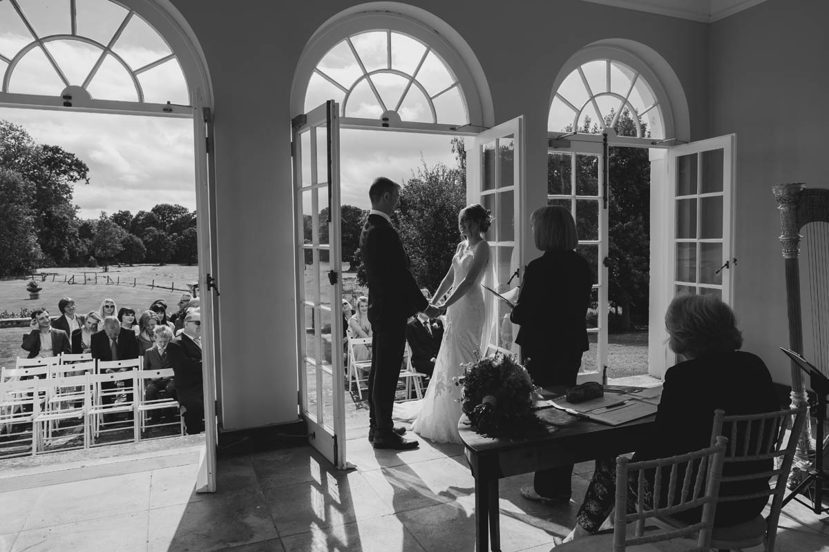 Rockbeare Manor Wedding Ceremony