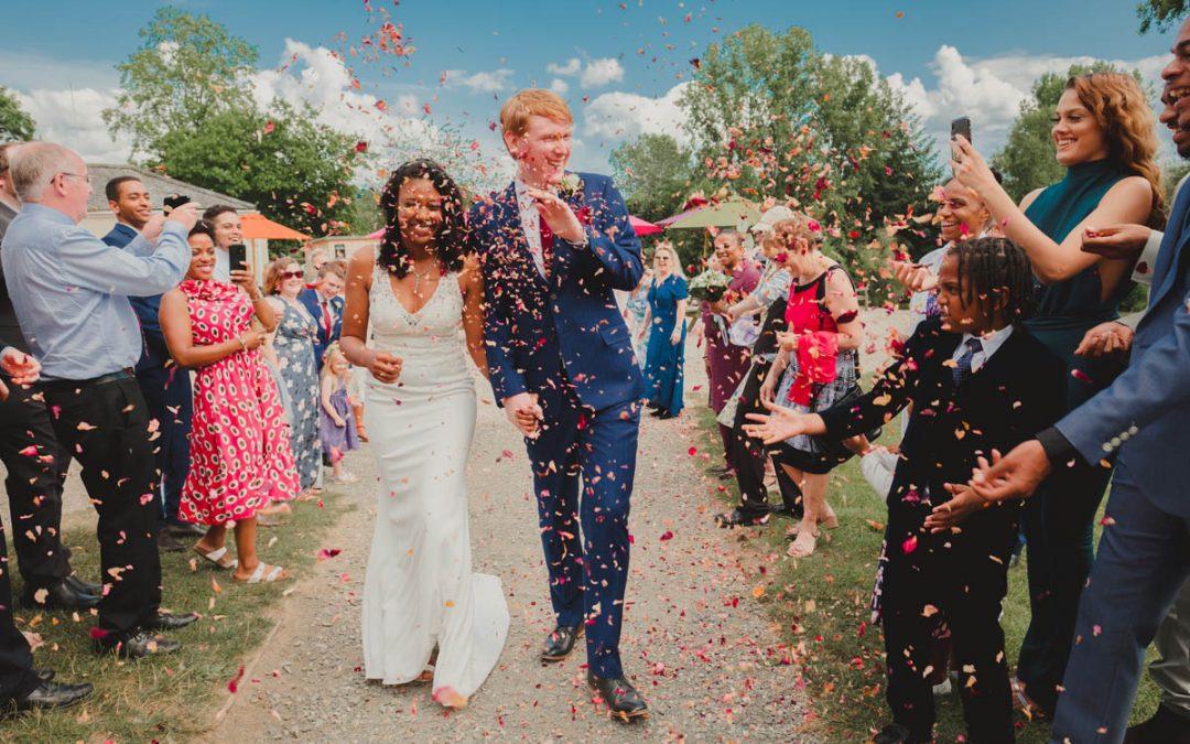 Canonteign Falls Wedding Photography