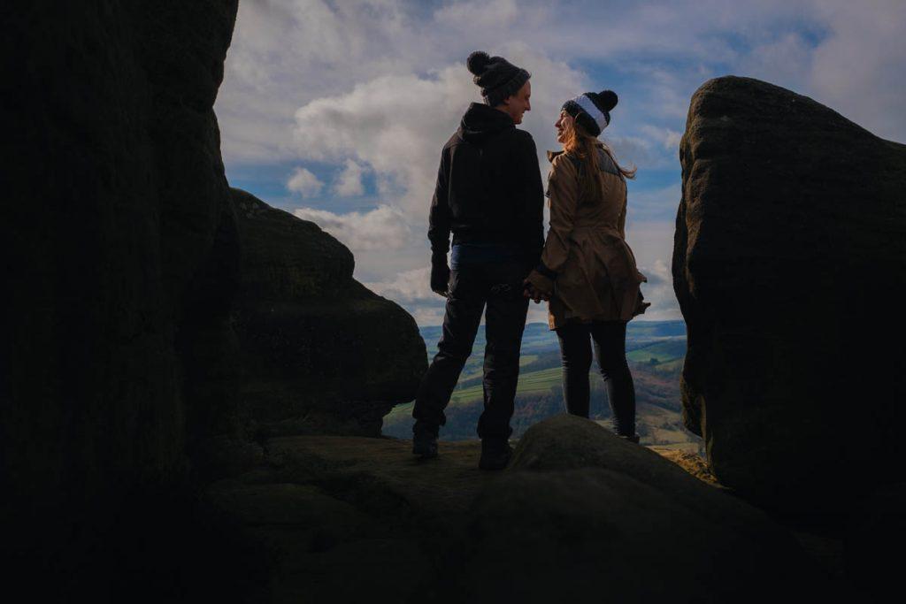 Dartmoor Engagement shoot