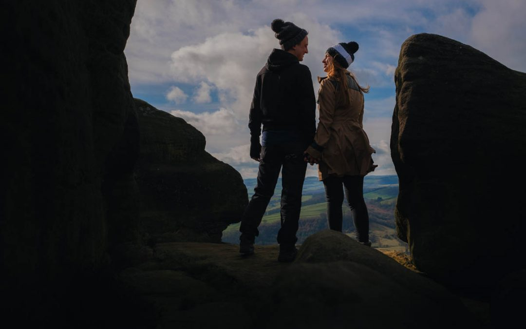 Dartmoor Engagement shoot